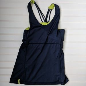 Yoga City San Francisco Strappy Tank Yoga Top